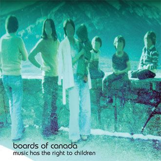 Boards Of Canada - Music Has The Right To Children - 2LP