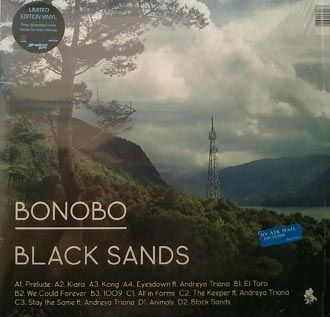 Bonobo - Black Sands - 2LP