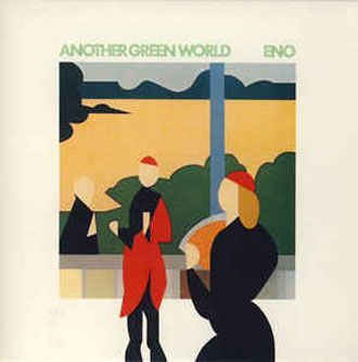 Brian Eno - Another Green World - LP