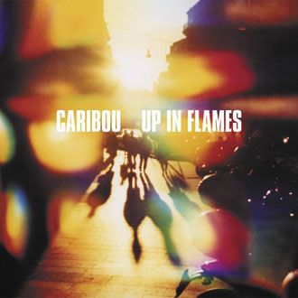 Caribou - Up In Flames - LP+CD