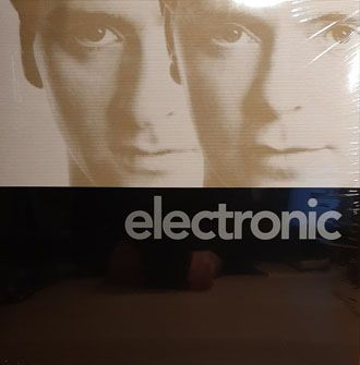 Electronic - Electronic - LP