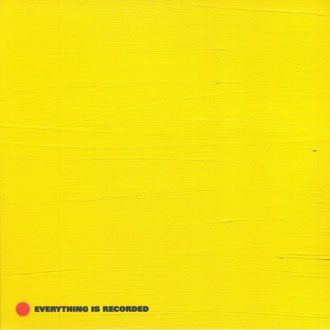 Everything Is Recorded - Everything Is Recorded - LP