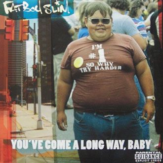 Fatboy Slim - You've Come A Long Way Baby - 2LP