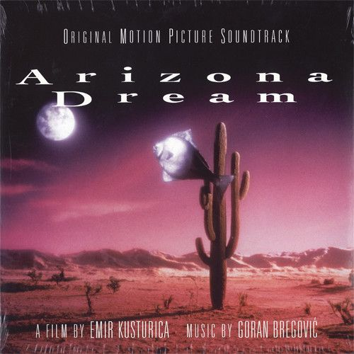 Goran Bregovic - Arizona Dream OST - LP