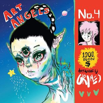 Grimes - Art Angels - LP