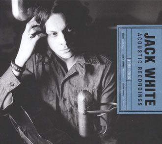 Jack White - Acoustic Recordings - 2CD