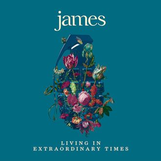 James - Living In Extraordinary Times - 2LP