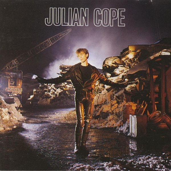 Julian Cope - Saint Julian - LP