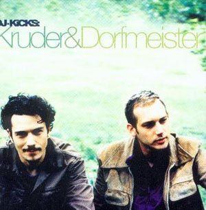 Kruder & Dorfmeister - DJ Kicks - 2LP