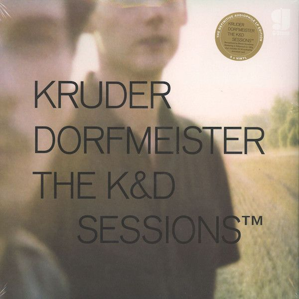 Kruder & Dorfmeister - K&D Sessions - 5LP