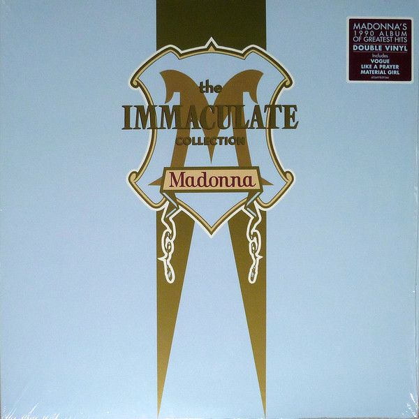 Madonna - The Immaculate Collection - 2LP