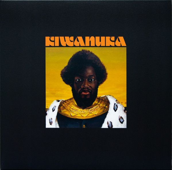 Michael Kiwanuka - Kiwanuka - 2LP