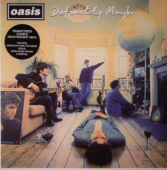 Oasis - Definitely Maybe - 2LP