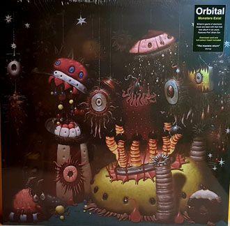 Orbital - Monsters Exist - 2LP