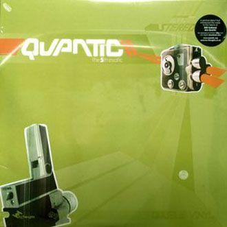 Quantic - The 5th Exotic - 2LP