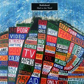 Radiohead - Hail To The Thief - 2LP