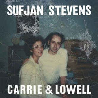 Sufjan Stevens - Carrie & Lowell - LP