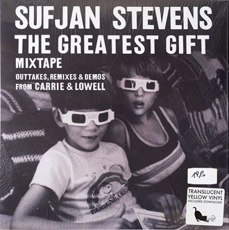 Sufjan Stevens - The Greatest Gift (Outtakes, Remixes & Demos From Carrie & Lowell - LP