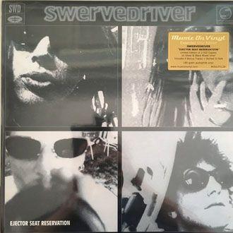 Swervedriver - Ejector Seat Reservation - 2LP