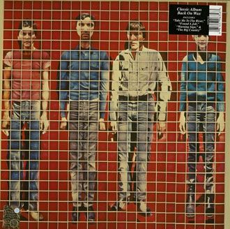 Talking Heads - More Songs About Buildings And Food - LP