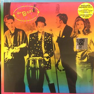 The B-52's - Cosmic Thing - LP