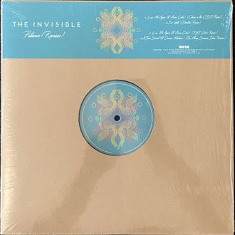 The Invisible - Patience (Remixes) - 12""