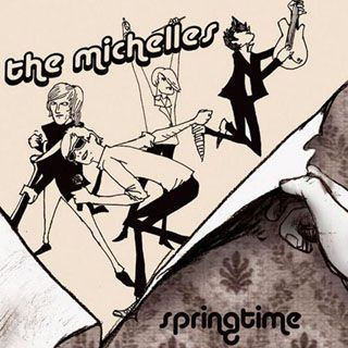 The Michelles - Springtime - 7""
