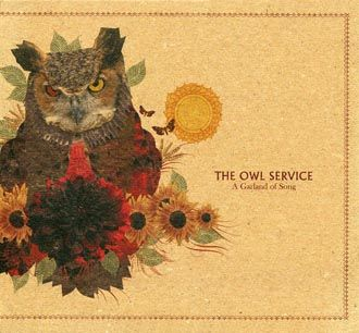 The Owl Service - A Garland Of Song - CD