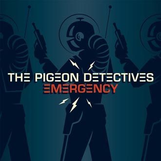 The Pigeon Detectives - Emergency - CD