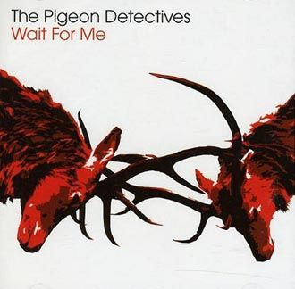 The Pigeon Detectives - Wait For Me - CD