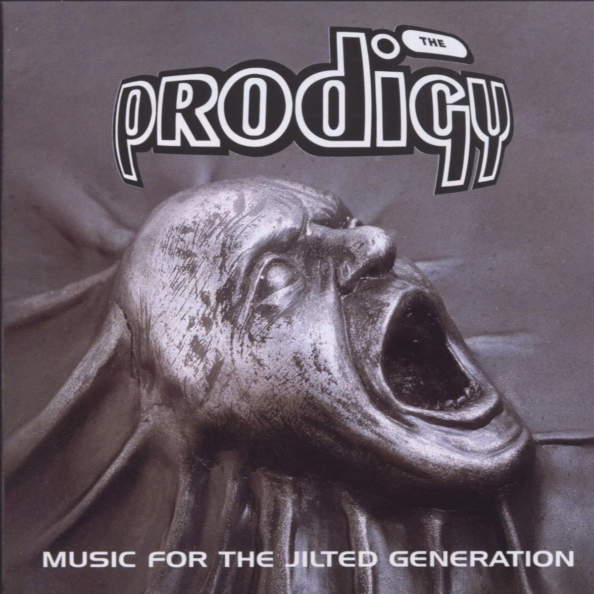 The Prodigy - Music For The Jilted Generation - 2LP
