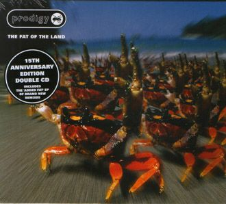 The Prodigy - The Fat Of The Land - 2CD