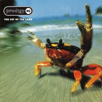 The Prodigy - The Fat Of The Land - CD