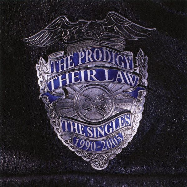 The Prodigy - Their Law - The Singles 1990-2005 - CD