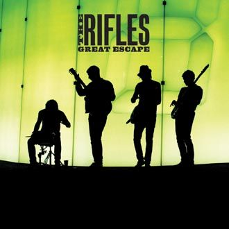 The Rifles - The Great Escape - CD