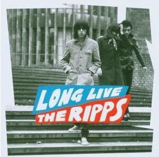 The Ripps - Long Live The Ripps - CD