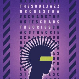 The Souljazz Orchestra - Chaos Theories - CD