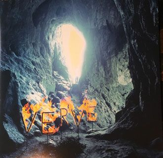 The Verve - A Storm In Heaven - LP