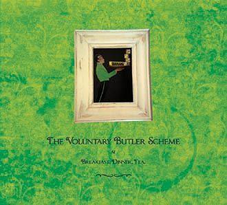 The Voluntary Butler Scheme - Breakfast, Dinner, Tea - CD