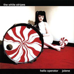 """The White Stripes - Hello Operator - 7"""""""