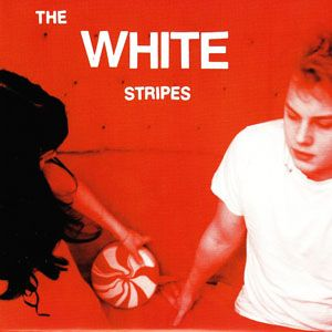 The White Stripes - Let's Shake Hands - 7""