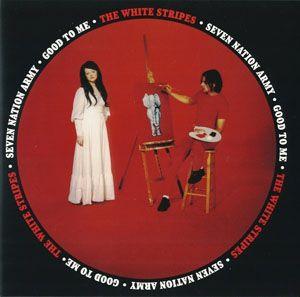 "The White Stripes - Seven Nation Army - 7"""