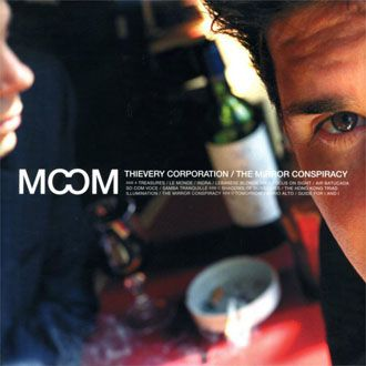Thievery Corporation - The Mirror Conspiracy - 2LP