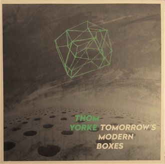 Thom Yorke - Tomorrow's Modern Boxes - CD