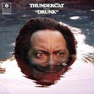 """Thundercat - Drunk - 4*10"""" Box"""
