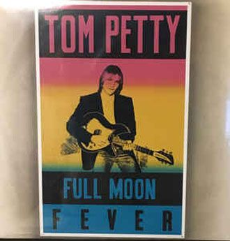 Tom Petty & The Heartbreakers - Full Moon Fever - LP
