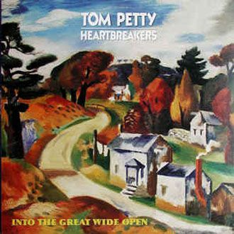 Tom Petty & The Heartbreakers - Into The Great Wide Open - LP