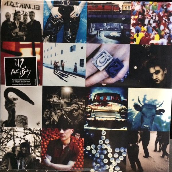 U2 - Achtung Baby - 2LP
