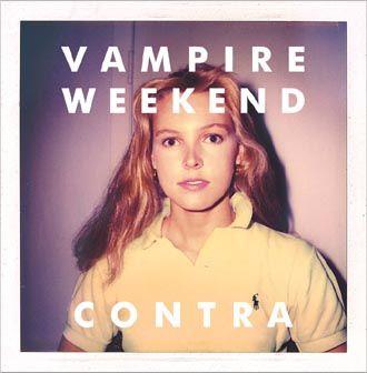 Vampire Weekend - Contra - CD