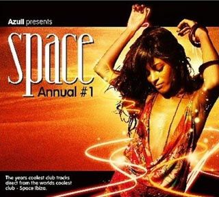 Various Artists - Space Annual 1 - 2CD